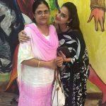 Nusrat Jahan mother