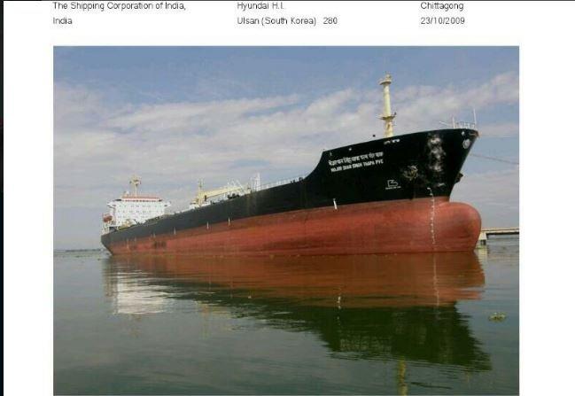 इंडियन नौवहन निगम के तेल टैंकर का नाम धन सिंह थापा के नाम पर रखा गया है