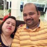 Prasad Barve Sister and Brother-In-Law