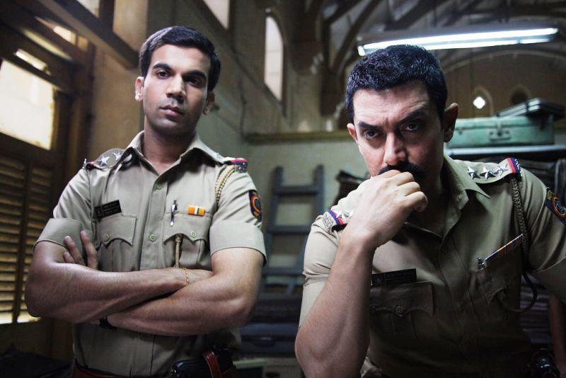 तलाश में आमिर खान के साथ राजकुमार राव