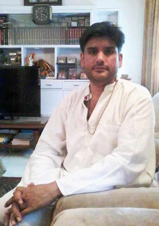 Rohit Shekhar Tiwari