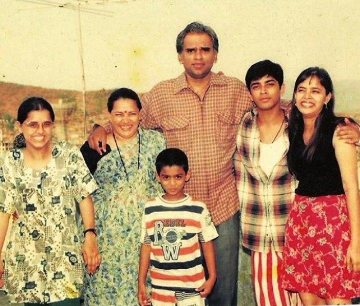 Ryan Ivan Stephen's Family