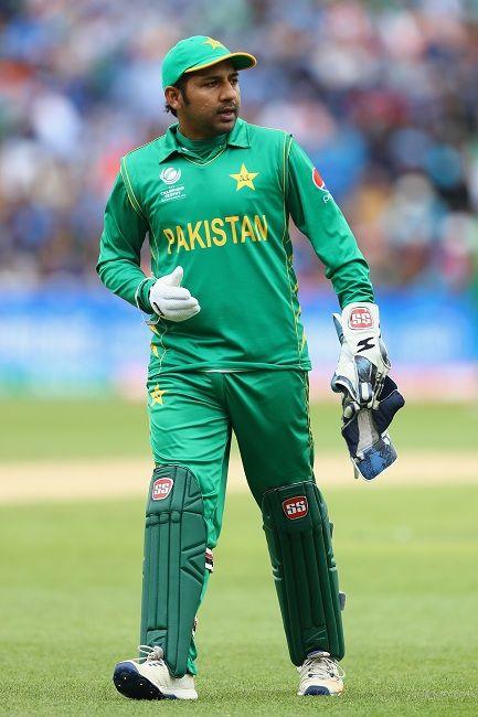 Sarfraz Ahmed wicket keeping