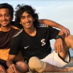 Shantanu Maheshwari with his brother