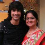 Shantanu Maheshwari with his mother