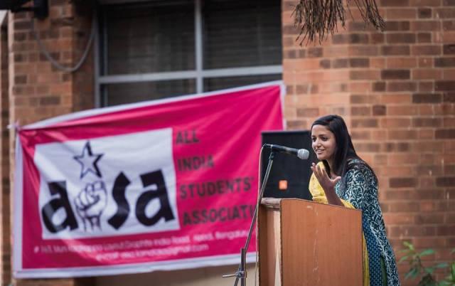 Shehla Rashid Shora