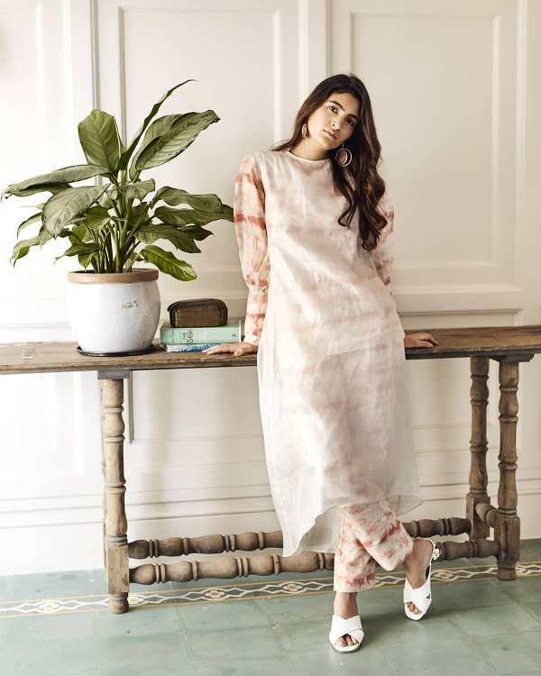 Shivani Raghuvanshi smiling