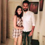 Shivani Raghuvanshi with her brother Shubham Raghuvanshi