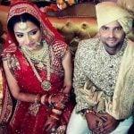 Suresh Raina marriage photo