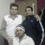 Suresh Raina with his brothers