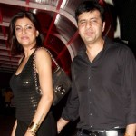 Sushmita Sen with Ritik Bhasin