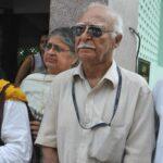 A.K. Hangal's son Vijay Hangal