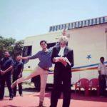 अमिताभ बच्चन की फोटोबॉम्बिंग करते विजय वर्मा Var
