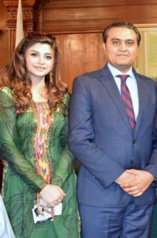 Zoya Nasir's brother
